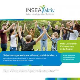 Broschüre INSEA Praxispartner werden